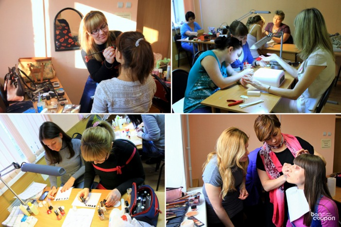 Обучение маникюру школа