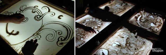 Мастер класс рисования песком нижний новгород